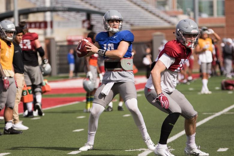 WSU Football Spring Practice No. 6 Photo Gallery – Cougar ...