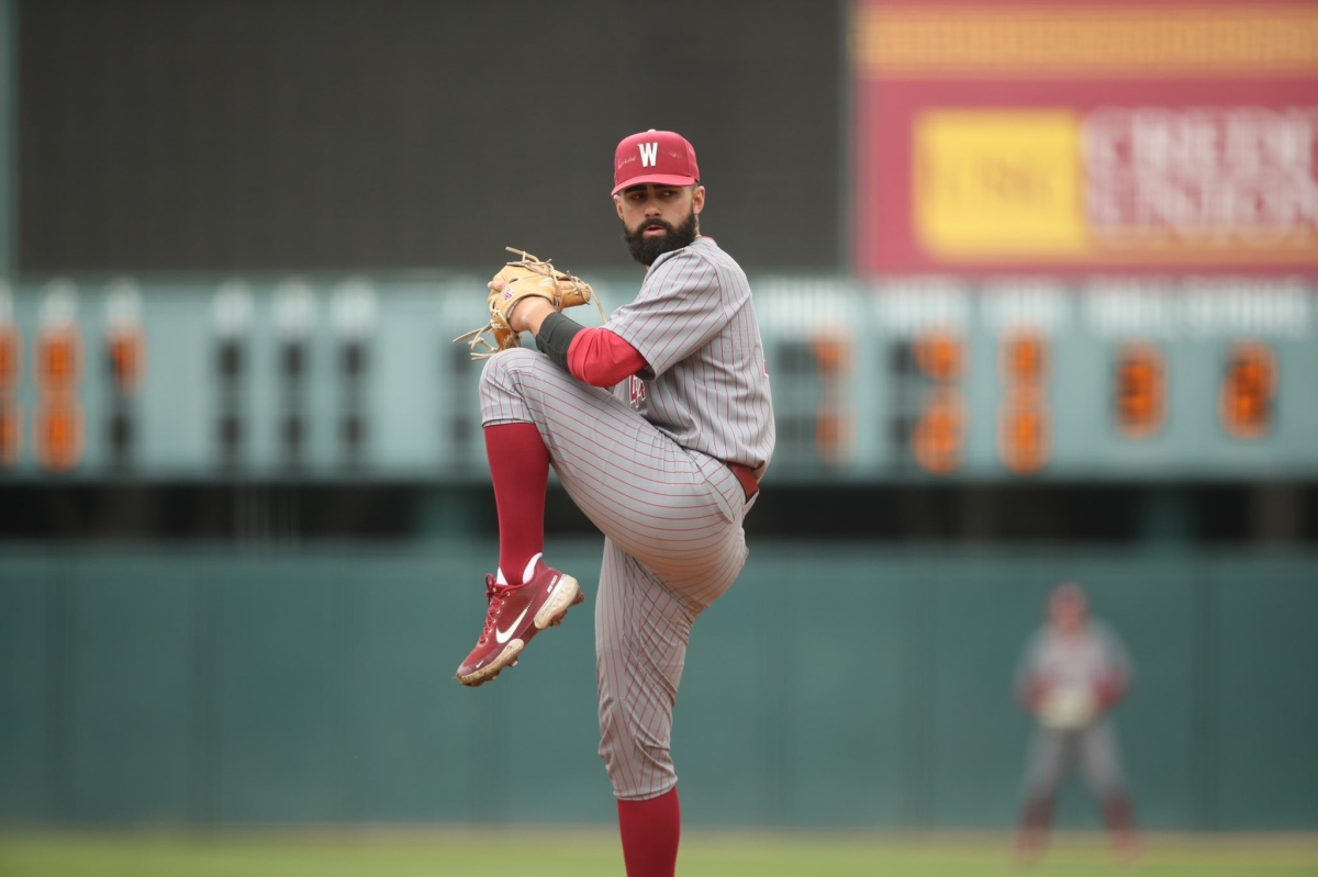 Cougars Take One from Trojans, Lose Series in LosAngeles