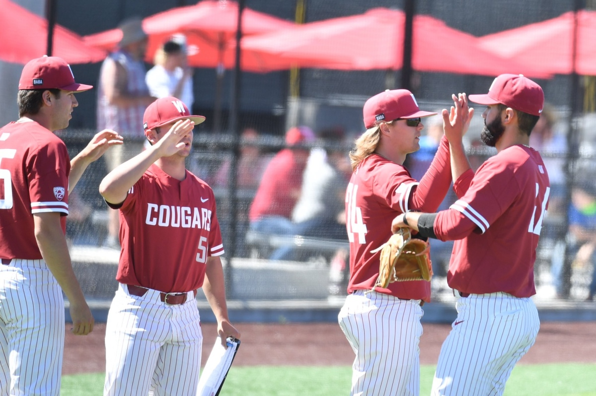 Huskies Bow Down to Cougars, WSU Wins Apple CupSeries